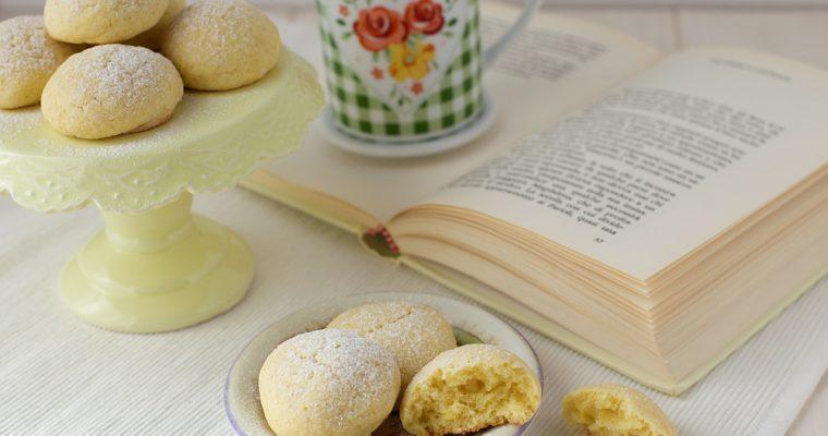 Biscotti al limone, ricetta semplice
