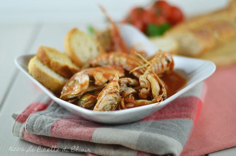 Zuppa di pesce ricetta veloce e facile