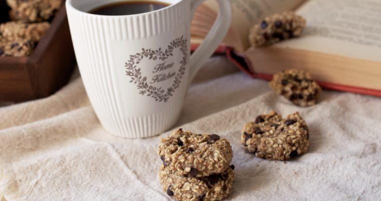 Biscotti facili e veloci con 2 ingredienti