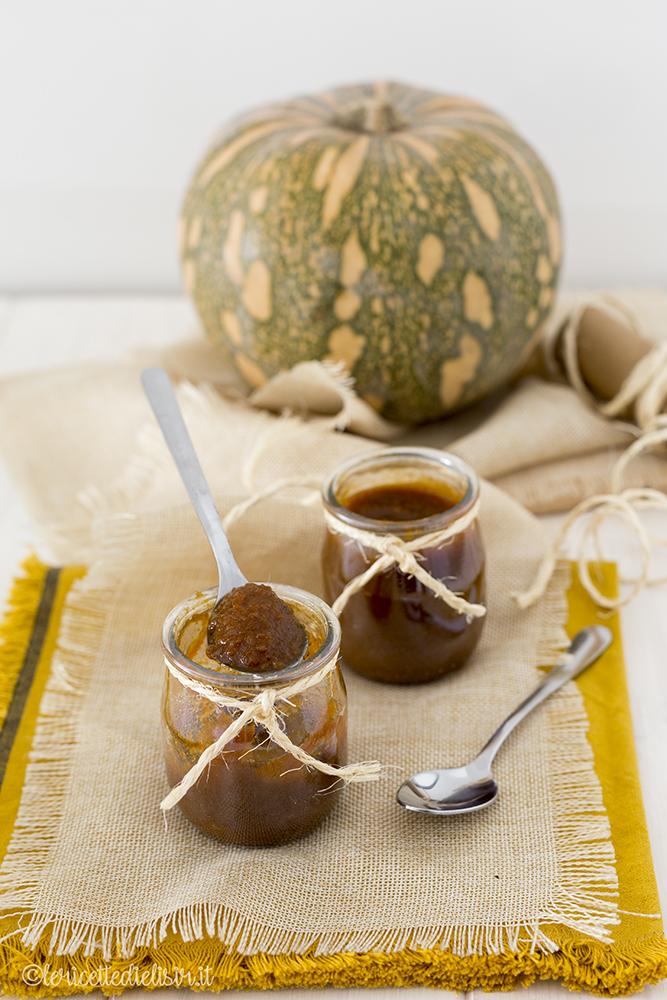 Confettura di zucca alla vaniglia le ricette di elisir
