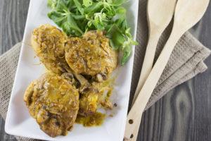 Pollo agli agrumi facile e gustoso