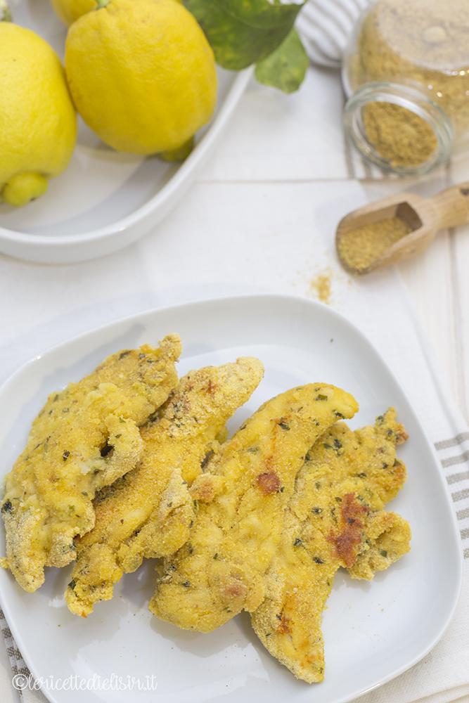 Filetti di pollo alla senape e limone le ricette di elisir