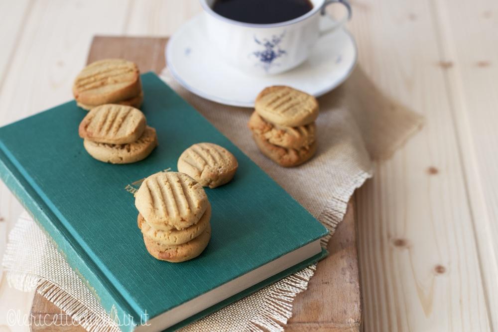 Biscotti alla farina di riso facilissimi