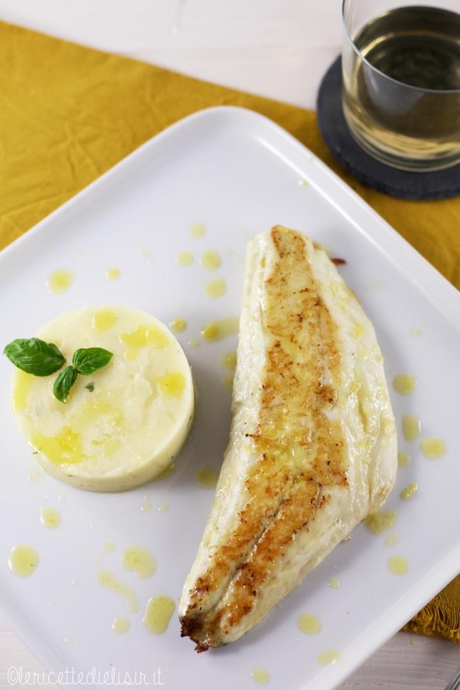 Filetto di spigola le ricette di elisir