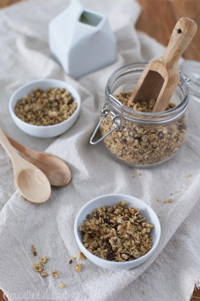 Granola in padella le ricette di elisir