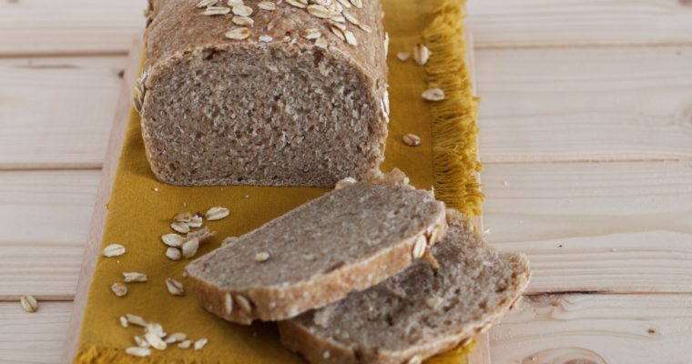 Pan bauletto all'avena semi integrale