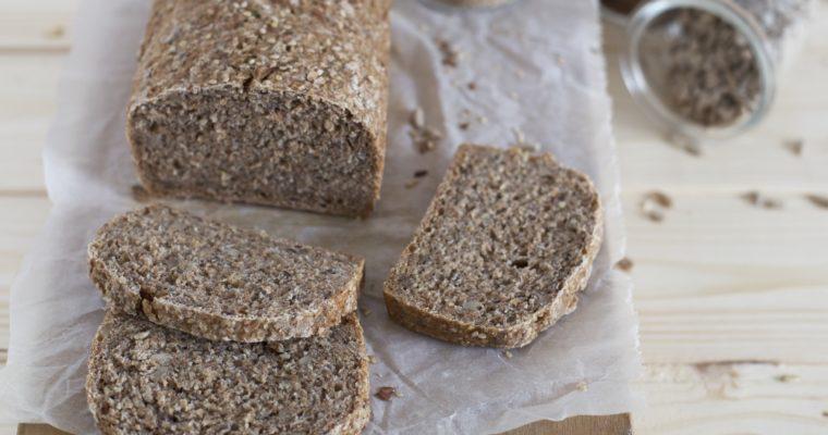 Pan bauletto integrale 100% ai semi