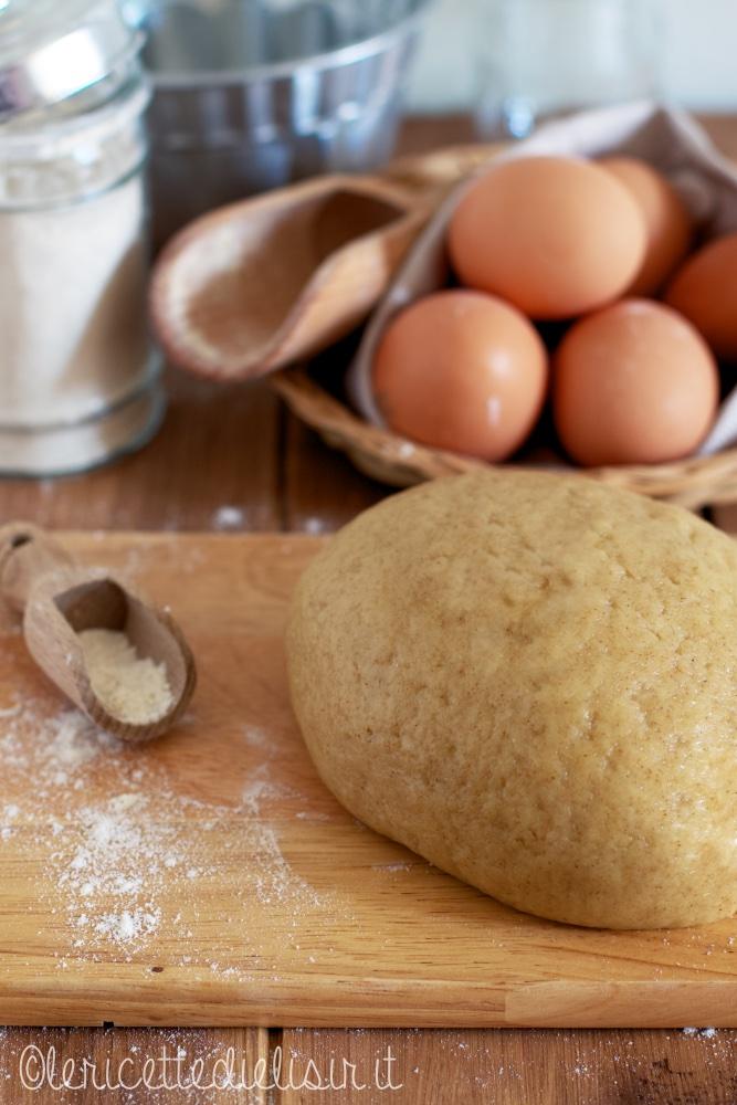 Pasta frolla classica le ricette di elisir