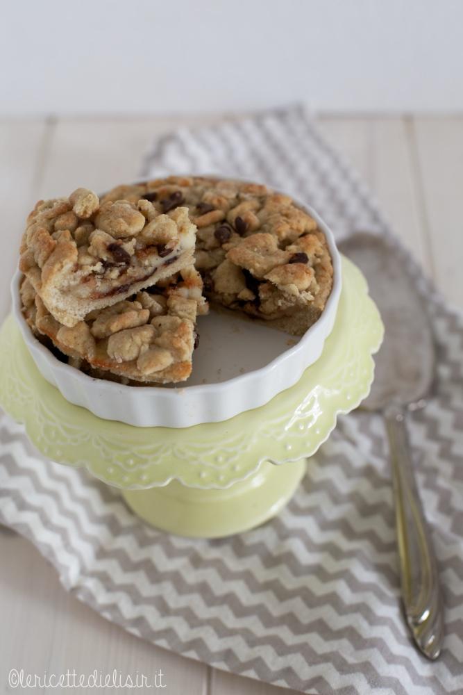 Crostata con crema e amaretti le ricette di elisir