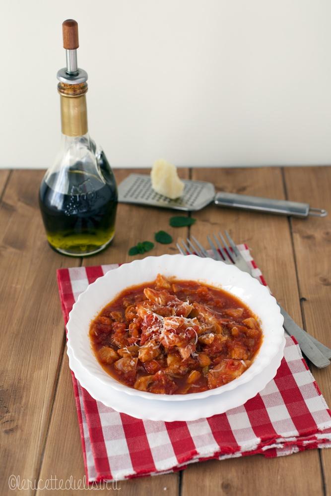 Trippa alla romana le ricette di elisir