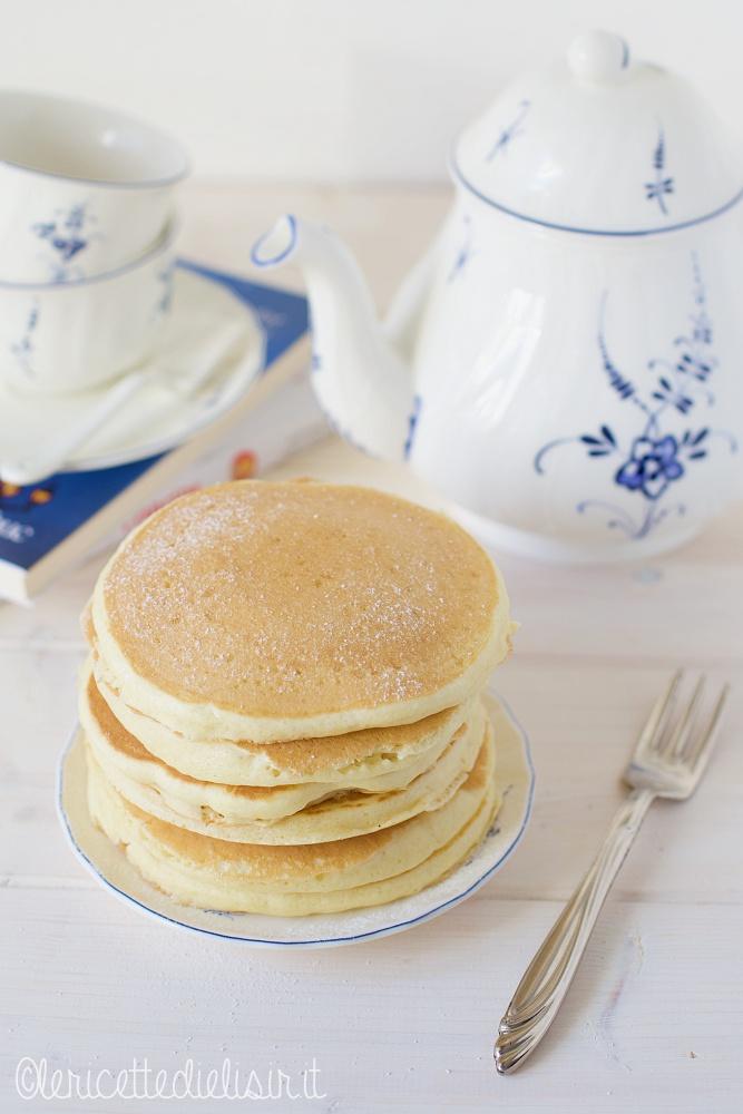 Pancakes americani le ricette di elisir