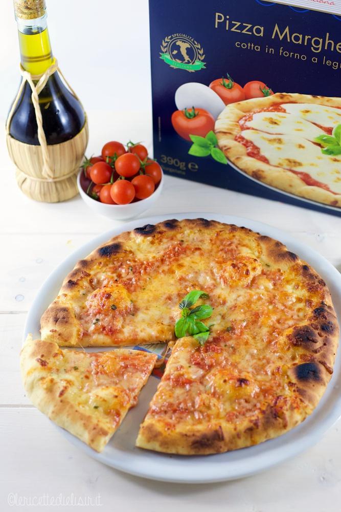 Pizza margherita Italiamo le ricette di elisir