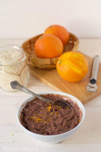 Risolatte al cacao le ricette di elisir