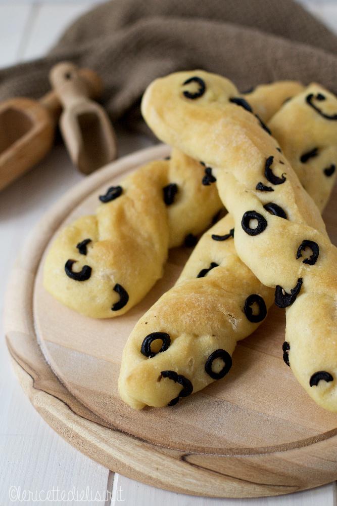 Trecce di pane le ricette di elisir