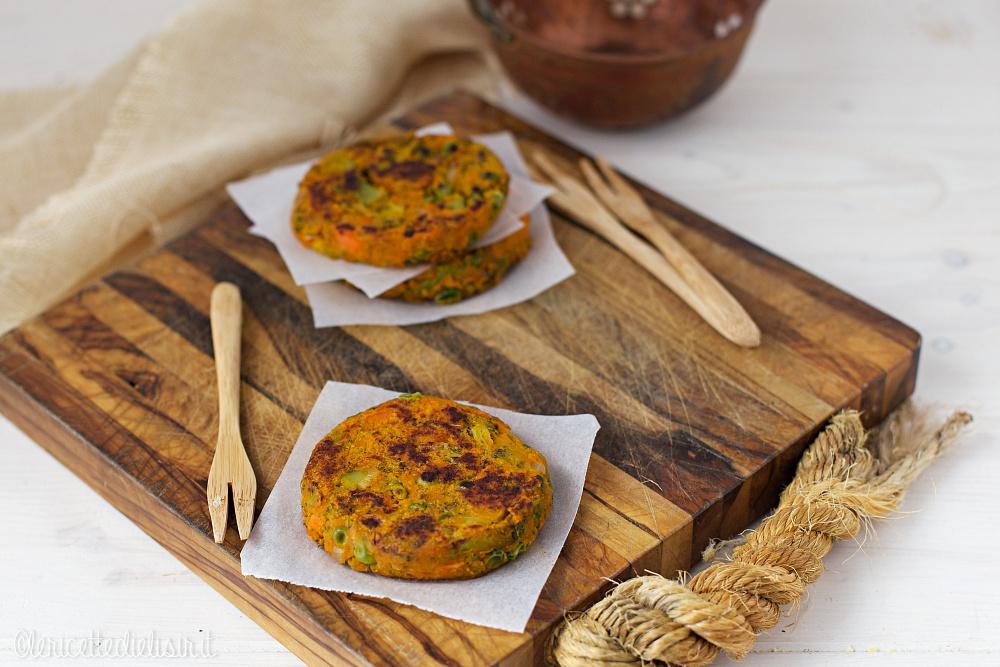 burger vegetale le ricette di elisir