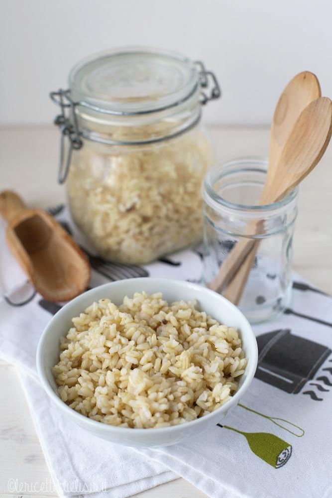 riso integrale le ricette di elisir