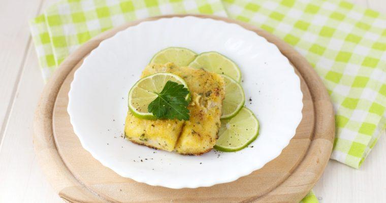 Filetti di persico al lime