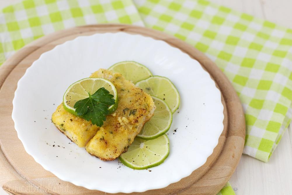Filetti di persico al lime le ricette di elisir