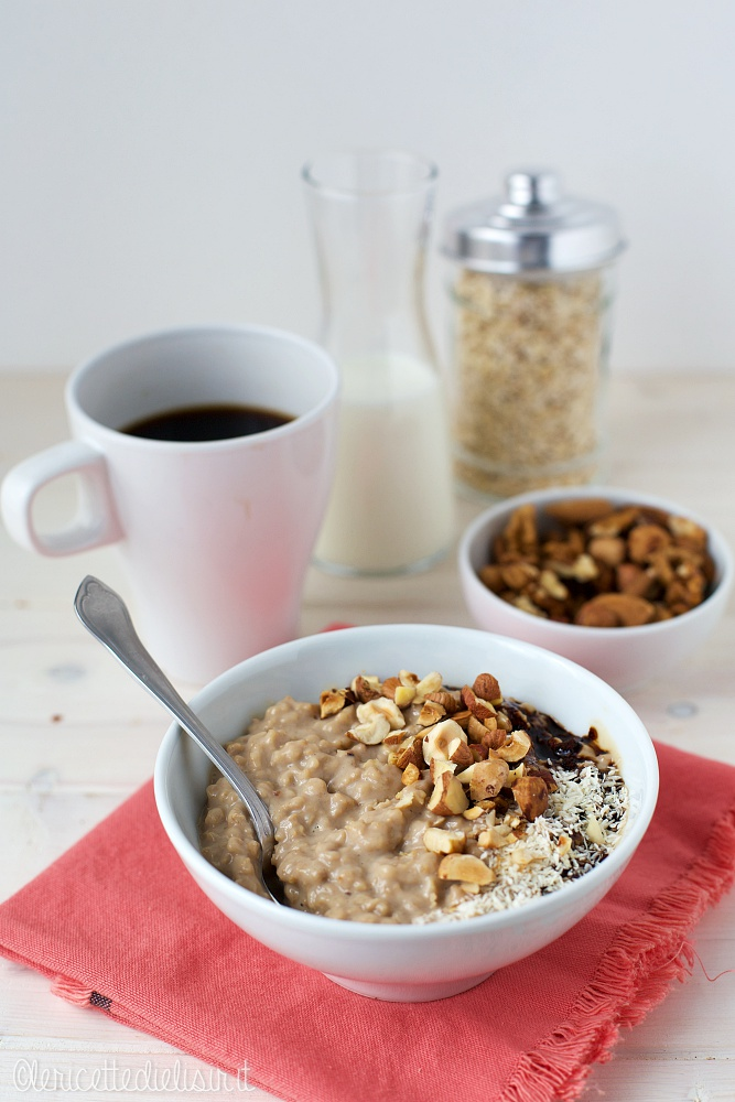 porridge di avena le ricette di elisir