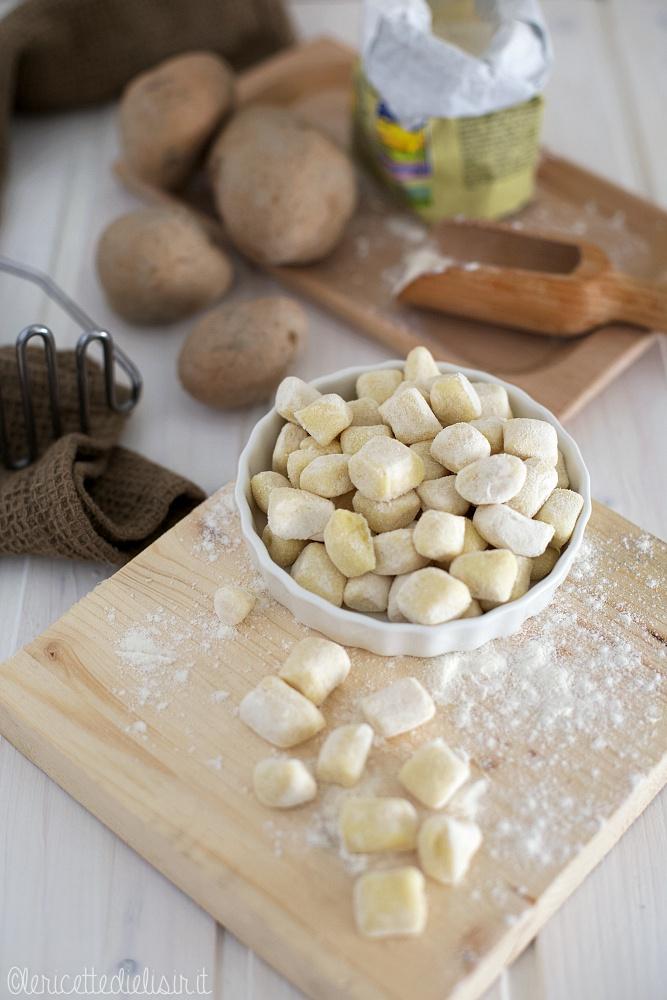 gnocchi di patate senza uova le ricette di elisir