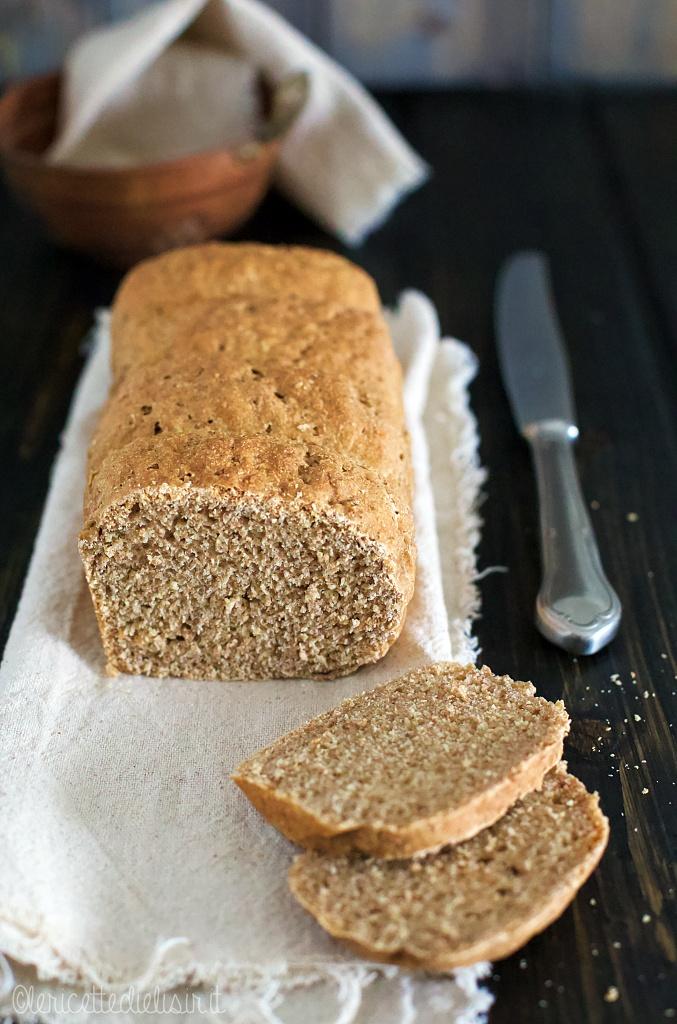 Pane di segale integrale e orzo le ricette di elisir