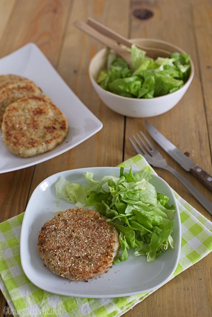 Burger di pesce persico le ricette di elisir