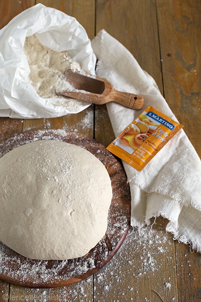 Impasto per pizza soffice e facile le ricette di elisir