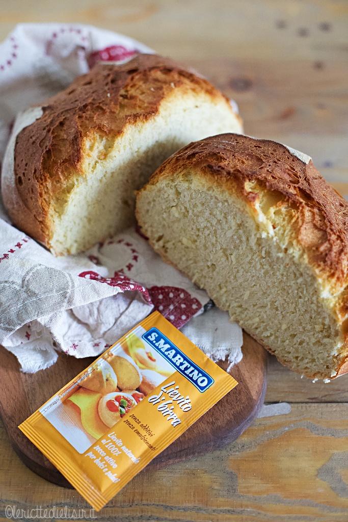 Pane di semola rimacinata di grano duro le ricette di elisir
