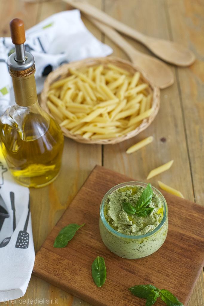 Pesto di zucchine e noci le ricette di elisir