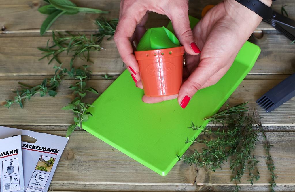Pulisci erbe aromatiche Fackelmann le ricette di elisir