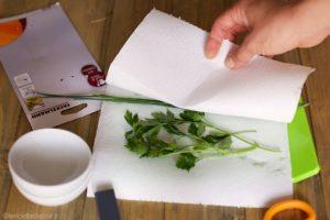 Forbici per erbe aromatiche Fackelmann