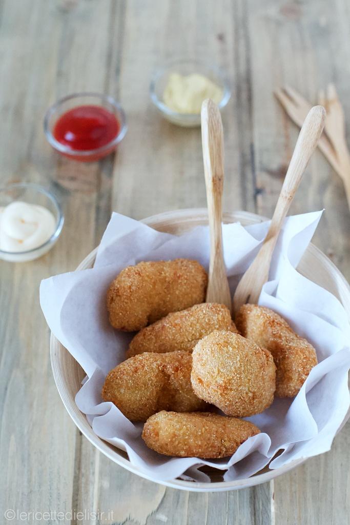 nuggets di pollo facili le ricette di elisir