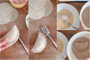 Sofficini fatti in casa, al forno o fritti