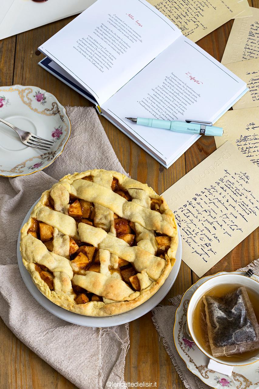 Crostata di mele semplice e perfetta