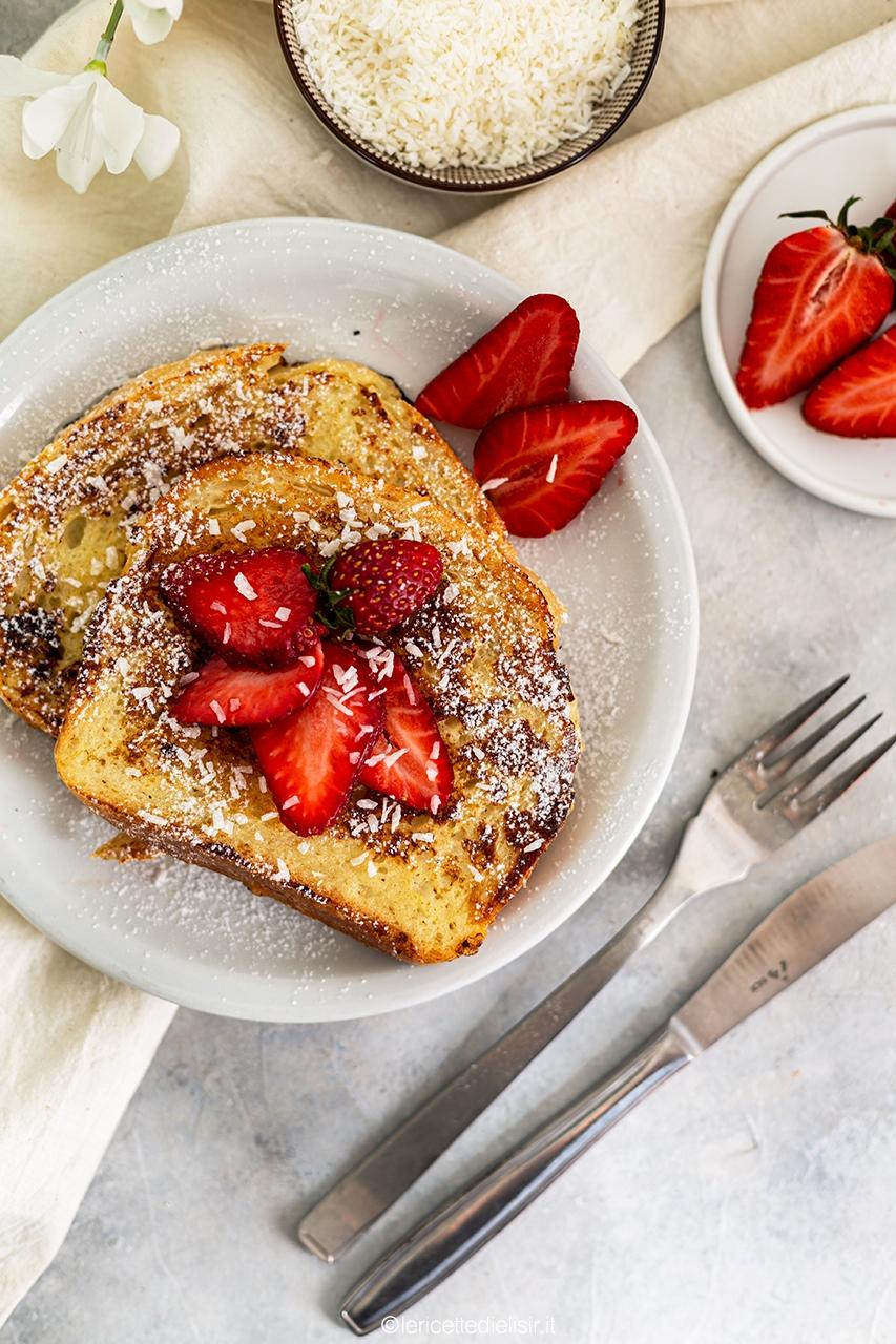 French toast classico e goloso