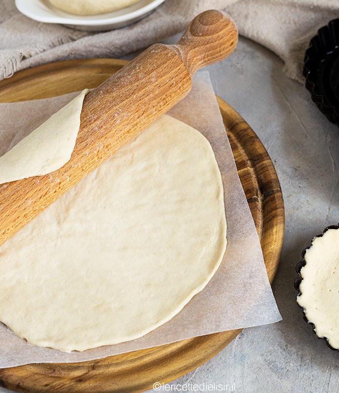 Impasto base per torte salate allo yogurt