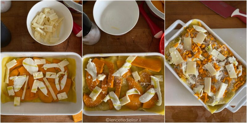 Lasagna alla zucca ricetta facilissima