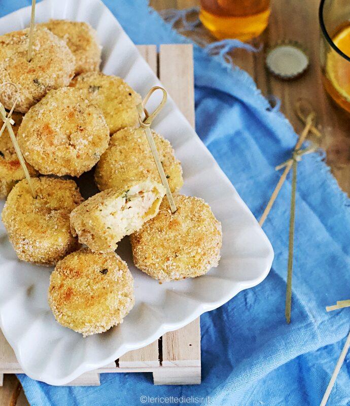 Polpette tonno e patate gustose