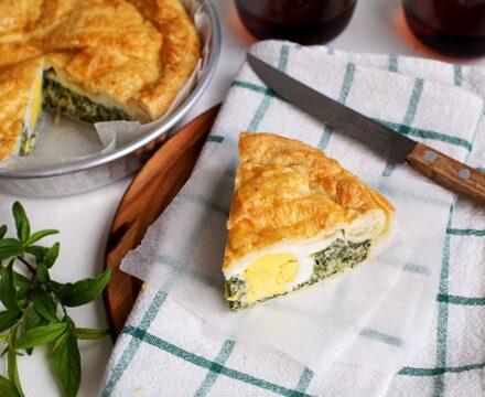 Torta Pasqualina ricetta facile tipica di Pasqua